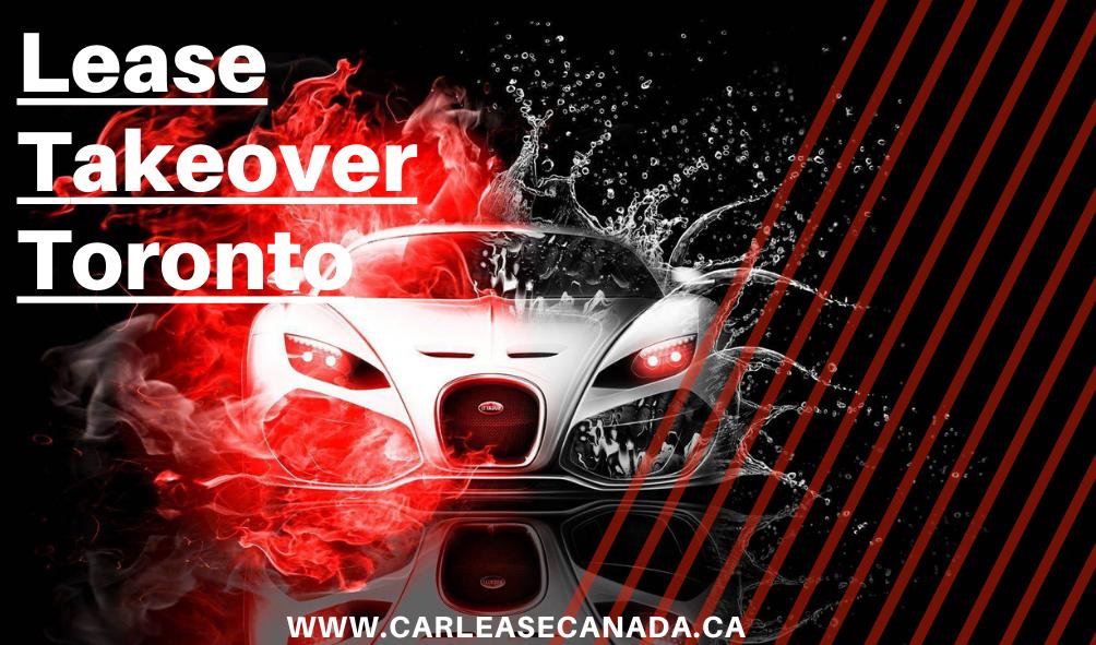 Lease Takeover Toronto
