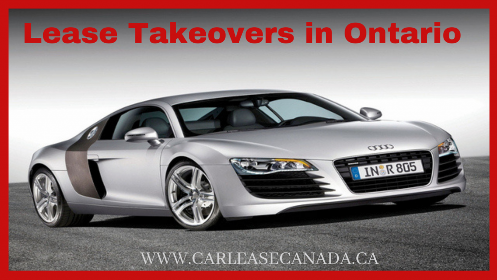 Lease Takeovers in Ontario