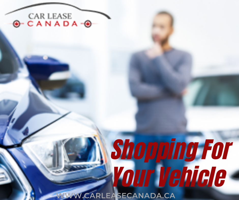 Shopping For Your Vehicle
