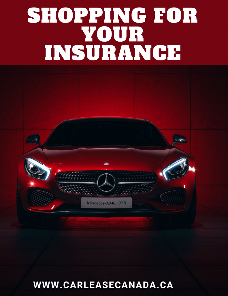 Shopping for Your Insurance
